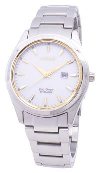 Citizen Eco-drive Super Titanium Ew2470-87b Women's Watch $385.00