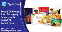 Report On Frozen Food Packaging Industry with Impact of Coronavirus