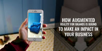 Augmented Reality(AR) is one of the most sultry patterns among different businesses on the planet right now. Essentially, the combination of computerized data with client's condition in the continuous is called Augmented Reality.