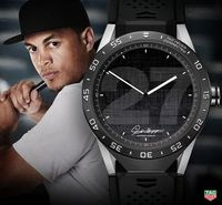 TAG Heuer Connected With Personalized Watch Faces - Giancarlo Stanton