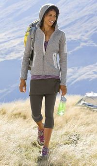 Bettona 2 in 1 Outfit | Athleta Fall 2012 Collection - for sporty days like hiking and vacation-outdoorsy activities.