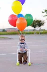 Up - Halloween Costume...adorable!!!