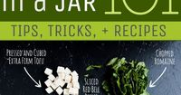 A few weeks ago, when I posted about my weekly food prep routine, I briefly mentioned that I like to make salads-in-a-jar each week. Apparently, you all are super interested in my jarred salads because I got so many comments and emails requesting more inf...
