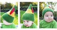 Repeat Crafter Me: Buddy the Elf Crochet Hat