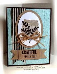 Me, My Stamps and I Thanksgiving Stampin' Up!