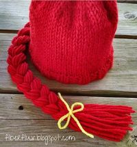 Jessie the Cowgirl Hat (Free Knitting Pattern)