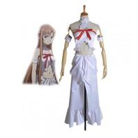 Sword Art Online Kirito ALfheim Online Yuki Asuna Cosplay Costume