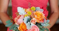 Loving these pink and orange brights!