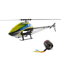 XLPower XL550 6CH 3D Flying RC Helicopter Kit With 4020 1100KV Brushless Motor