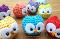 Love these, free pattern.