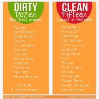 Clean eating on a budget! via