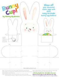 We Love to Illustrate: �™� Free Easter Printables �™�
