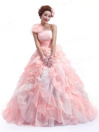 fancy ball gown wedding dress