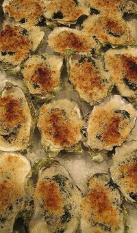 Antoine's Famous Oysters Rockefeller #recipe- being served in New Orleans since 1899