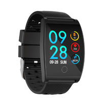 "XANES QS05 1.3"" IPS Color Touchscreen IP67 Waterproof Smart Watch Pedometer Heart Rate Blood Pressure Monitor Fitness Smart Bracelet"