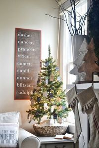 Decorating your home this holiday season can be as elaborate or as simple as you like. For my hectic life, I prefer simple and today's post is exactly that. Thi