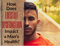 Erectile dysfunction symptoms are beyond difficult to live with. Yet, did you know that erectile dysfunction itself is often a symptom of another underlying health problem? If you're living with erectile dysfunction, certain lifestyle changes that c...