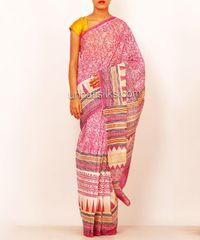 online shopping for casual wear sarees are available at www.unnatisilks.com