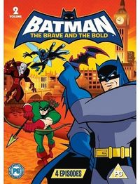 WARNER HOME VIDEO Batman - The Brave And The Bold Vol. 2 [DVD] [2010] Batman: The Brave And The Bold - Vol. 2 (Barcode EAN = 5051892011037). http://www.comparestoreprices.co.uk//warner-home-video-batman--the-brave-and-the-bold-vol-2-[dvd]-[2010].a...
