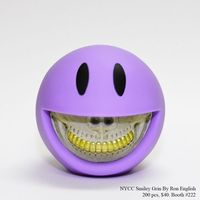 Ron English : NYCC Exclusive Smiley Grin : Made by Monsters