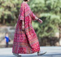 Women's Cotton dress, Loose Fitting dresses for Women, maxi maternity dress, boho summer Message Seller