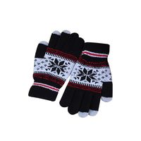 Women Knit Gloves Mittens Touchscreen Glove Winter Hand Warmer for Women $7.62
