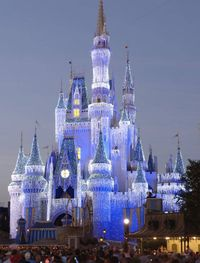 I went to Disney World when I was seven but I can't wait to go back with my kids!
