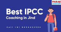 Paras Institute provides the best IPCC Coaching in Jind. We have developed unique strategies for students and complete 100% course of the IPCC Professional Courses which a greater number of chances to pass this level exams. Know more call: +91-903-442...