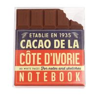 Chocolate Notebook £3.25
