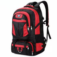�Large capacity backpack, men's and women's outdoor sports bag, travel bag