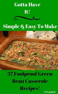 It's hard to find anyone who doesn't love a classic green bean casserole with its creamy veggies and crunchy onion topping! And now you can give your family a nice variety. I put together 37 Different and Tasty Foolproof Green Bean Casserole R...