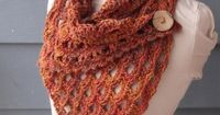 PATTERN 003 Izzy Cowl Crochet Tutorial / by PurpleStarDust $5.00