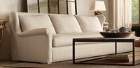 This sofa is so comfy and stylish--from Restoration Hardware