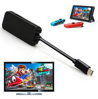 1080P HD 4K Video Converter USB3.0 Type-C for Nintendo Switch Game Console Adapter for Mobile Phone TV