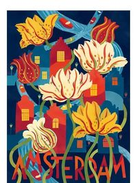 vintage travel posters, poster designs and travel posters.