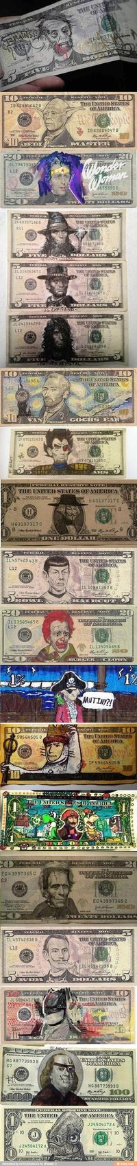 Thispostwas discovered by Jazmyn Perkins-Hardy. Discover (and save!) your own Pins on Pinterest. | See more about money art, draw and dollar bills.