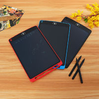 10'' LCD Writing Tablet Electronic Painting Drawing Board Children Mini Kids Pad Board