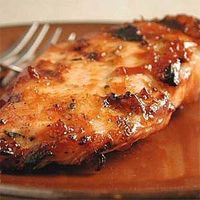 "How to make easy oven-baked ""bbq"" chicken."