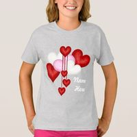 Heart Decor T-Shirt