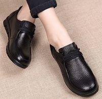 Genuine Leather Casual Loafers Womens Flat Shoes,NEW,on Sale! More Info:https://cheapsalemarket.com/product/genuine-leather-casual-loafers-womens-flat-shoes/