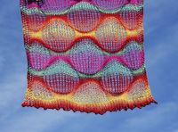 Ravelry: Camino Bubbles pattern by Kieran Foley