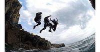 Activity Superstore Coasteering Gift Experience 10184325 236 Advantage card points. The Coasteering Gift Experience provides adrenaline packed action for all ages and abilities! Jump off cliffs, swim in caves and climb sheer rock faces as you explore and ...