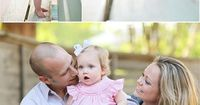 love the dad profile, chubby cheek photography