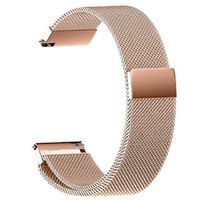 20mm 22mm Stainless Steel Milanese Strap for Samsung Gear S3 $24.99