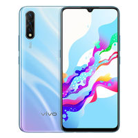 VIVO Z5 6.38 inch Super AMOLED 48MP Triple Rear Camera 32MP Front Cmera 8GB 128GB Snapdragon 712 Octa Core 4G Smartphone
