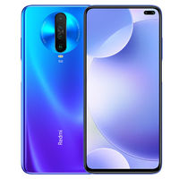 Xiaomi Redmi K30 CN 5G Version 6.67 inch 6GB 128GB 120Hz Fluid Display 64MP Quad Rear Cameras 4500mAh 30W Fast Charge NFC Snapdragon 765G Octa core 5G Smartphone